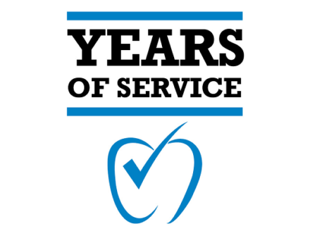 Years of Service Icon