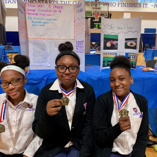 Scholars Find Answers at the Brooklyn Science Fair