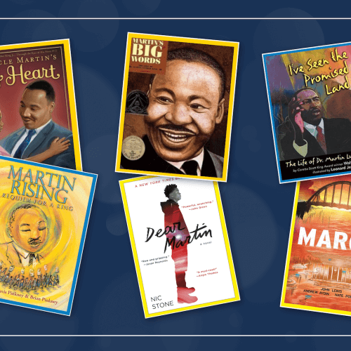 A Dr. Martin Luther King, Jr. Reading List