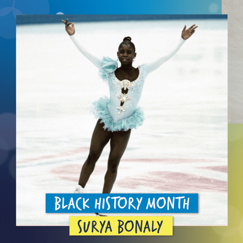 What Greatness Looks Like: Celebrating Surya Bonaly